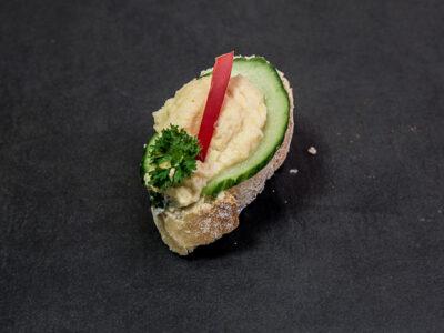 Hummus að okkar hætti
