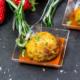 Falafel bollur í Curry Wurst