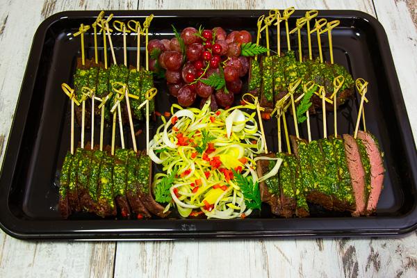 Á spjóti; Nautalund (Roast-Beef)